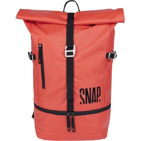 Snap Roll Top rygsæk 25l, rød